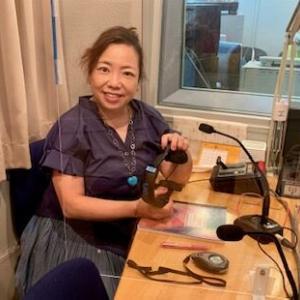 7/1放送 調布FM「東京オアシス」ブレス&ヴォイス