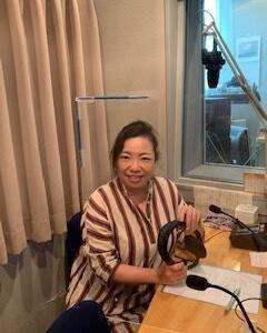 収録 調布FM「東京オアシス」Ⅾoyoオアシス