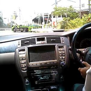 車線合流のポイント 愛知 名古屋の出張ペーパードライバー講習