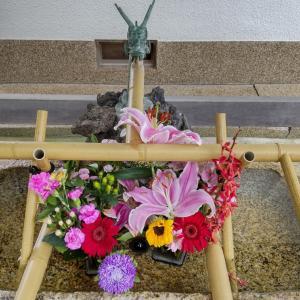 今日は舞子の六神社に⤴️