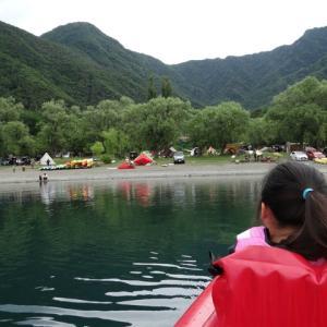 7月キャンプ!西湖キャンプビレッジノーム