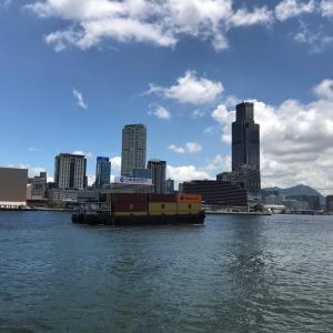 香港はいい天気 昼ごはんは台風チキンライス 今日の夕食と昨日の夜ランの反省