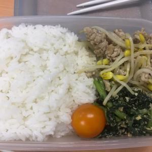今日のお弁当と夕ご飯 梅干し作ります