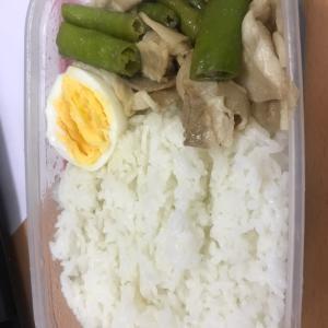 今日の昼ごはんと夕ご飯
