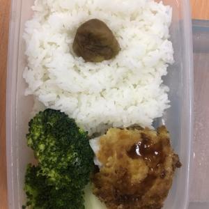 今日のお弁当は魚フライ、夕ご飯はミルフィーユとんかつで揚げ物連続