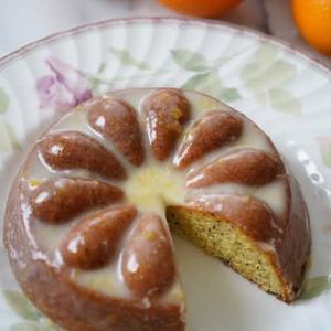 オレンジのお菓子&ワッフル&桜餅♪