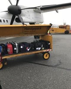 クロアチア航空でキャリーバッグを持ち込むときは注意 クロアチアザグレブへの旅 その7