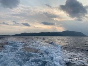 初めての久米島遠征2020秋 ➀