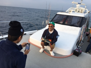 対馬遠征釣行2019 その3@サンライズ新海 唐津呼子港