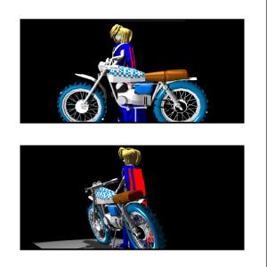 Wパぺット2021.6.14猫とバイクと僕の彼女mon