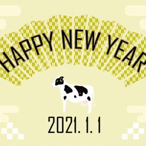 明けましておめでとうございます♪ 2021