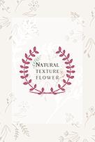 第33弾☆LINE着せ替え承認♪@ *Natural texture flower* 販売開始☆