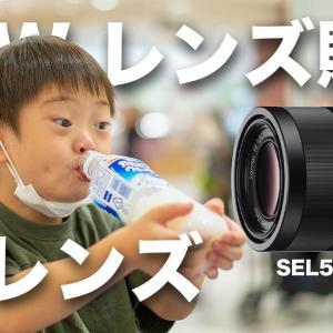神レンズ買っちゃった!激安レンズ(8万円)の威力が凄すぎる SEL55F18z
