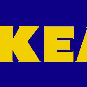 IKEAへ カートに乗せられるのもそろそろ終わりかな〜