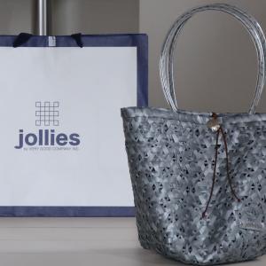 """バッグインバッグ プラバッグ """"jollies"""" を自分でカスタマイズ。"""