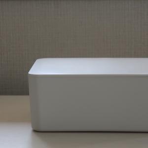 無印良品のウェットシートケース、何容れる? トイレじゃなくて冷蔵庫で使う? マスク情報も。