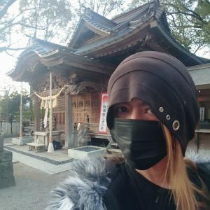 田無神社とククリ姫