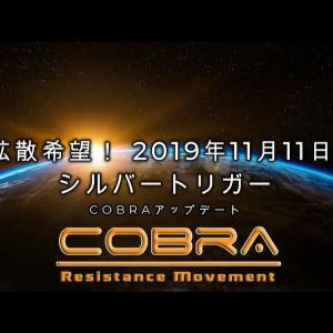拡散希望! 2019年11月11日 シルバートリガー by PFC-JAPAN