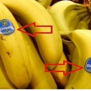 妊婦さんに悪影響と判明!安全な無農薬バナナを見分けるための「シール」とは?
