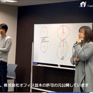 【並木良和&森田真文 コラボWSワーク公開❣️4️⃣ ②ゴールデンドラゴン・ライトボディ】