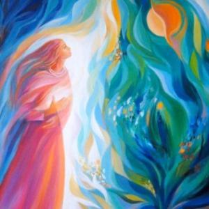 母なる神〜戦意を解き放つ