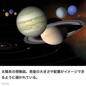 太陽系は太陽を中心に回っているわけではない よく分かる動画をJAXAの惑星科学者が作成!