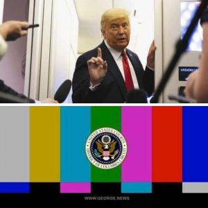 トランプ大統領が全てのラリーをキャンセルしました。