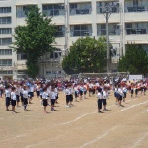 小学校の運動会 2019