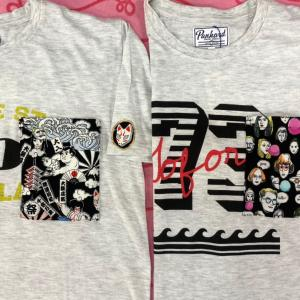 FOXリメイクTシャツ!