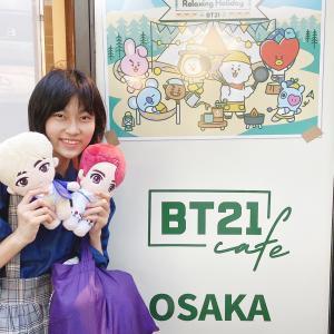 BTSカフェ