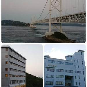 JALどこかにマイルで徳島へ(5)ベイリゾートホテル鳴門海月 渦の道