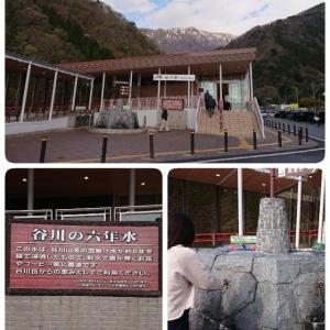 GWは関越道で野沢温泉へ