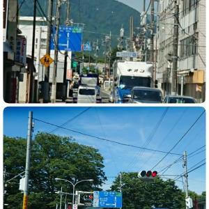 下道(甲州街道・国道20号)で長野まで(1)