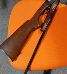 ファルコ410番サバ折り式散弾銃を掃除する