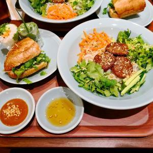ホーチミン式ブンチャー&バインミー@Vietnam Cafe CHÔM CHÔM(箕面市桜井)