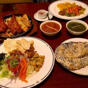 九州系食べ放題インド料理レストラン@インド料理ビスヌ イオンモール猪名川店