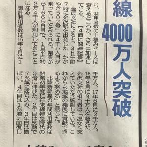 株式 - JR東日本、北陸新幹線の水没にも動ぜず