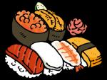 経済ニュース - 【食事】握りすしは手で食べる、それとも箸で食べる?