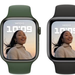 経済ニュース - 【悲報】ワイ、Apple Watch Series 7が欲しくてたまらない
