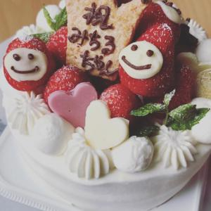 ケーキ予約サイトからありがとうございます(^_^*)
