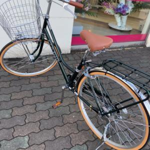 運動のためにこれから自転車〜(^∇^)