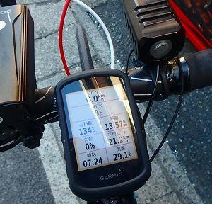 今年の自転車通勤は暑すぎだね・・・   2021-08-10