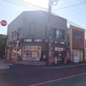 川越市 菓子屋横丁に行く。