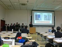 11月16日 秋田県理科研究発表会