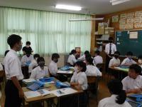 6月11日 教育実習最終日