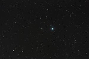 久しぶりのパンスターズ彗星C/2017 T2