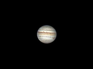 久しぶりの木星