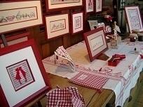 パリの店:刺繍専門店 Le Bonheur des dames