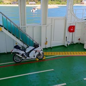 男木島ツーリング