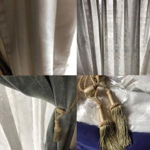 【ちょっと失敗】オーダーカーテンが完成しました